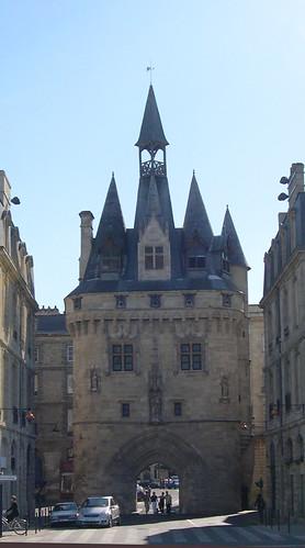 Porte de Bourgogne,Bordeus (Bordèu), Aquitània, Gironda, França