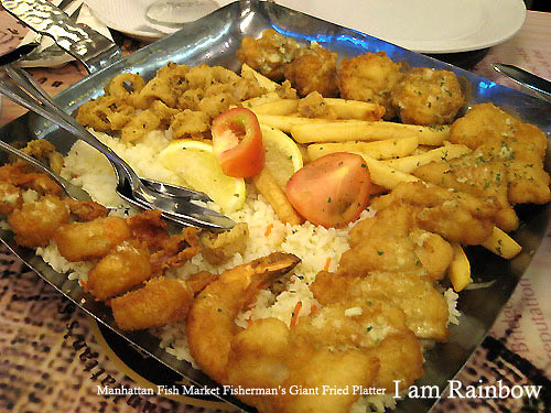 Kawa's Birthday – Dinner @ MANHATTAN FISH MARKET (Updated) « I am ...