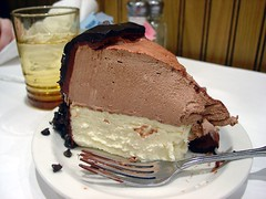 Chocolate Mousse Cheesecake - Junior's, Brooklyn, New York