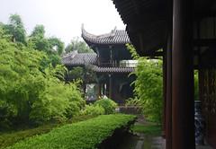 Wang Jiang Lou park