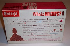 Mr Chips box back