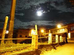 Carolina del Prncipe, nocturna II (-Passenger-) Tags: moon nightscape nightshot nocturna passenger carolinadelprncipe