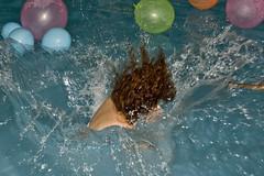 Splash (Kristian Golding) Tags: birthday pool renzo 2007