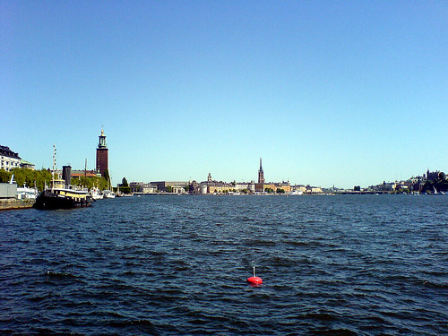 Stockholm in June