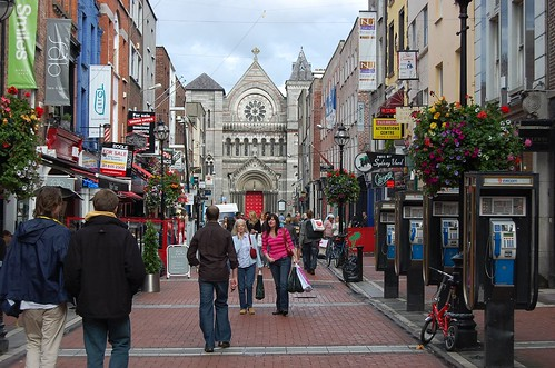 First Dublin Shot - Flickr