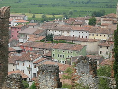 Tetti oltre le mura (Weingarten) Tags: rooftops tetti verona centrostorico toits veneto dcher soave vrone venetien vntie