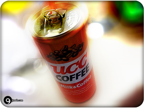 UCC Original Milk & Coffee