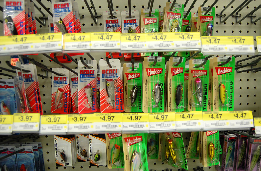The world 39 s best photos of stripmall and vacation flickr for Walmart fishing spinners