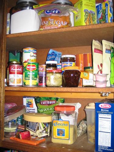 Strange cupboard