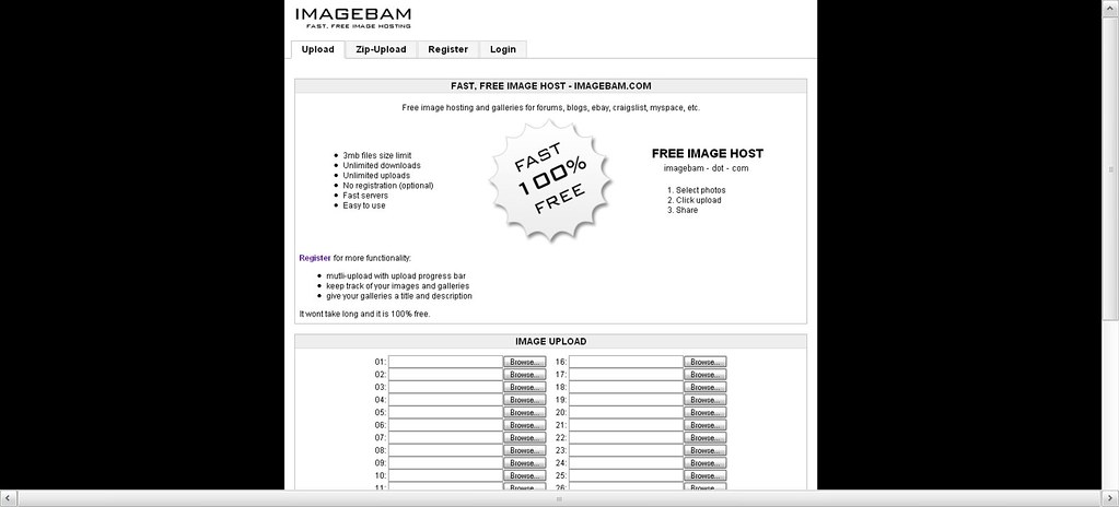 ImageBam - Fast, Free Image Hosting and Photo Sharing Home