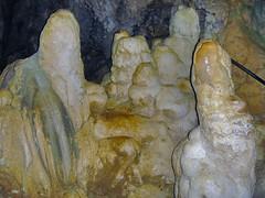 stalagmites (Lyubov) Tags: mountains nature wonder ilovenature russia caves caucasus stalagmite soe wonders russie grotte calcaire caucase thebiggestgroup shieldofexcellence concrétion