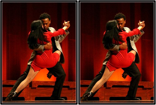 Houston Argentine Tango Association, Jones Hall, Houston, Texas 2007.08.26 by fossilmike.