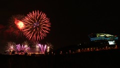 Malaysia International Fireworks Competition - Team Italy