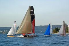 Tommy Hilfiger (faxao) Tags: boats garda sailing barche vela ishares centomiglia extreme40