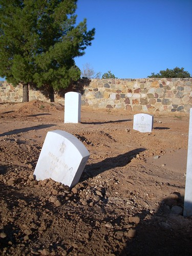 Current Conditions: Fort Bliss National Cemetery