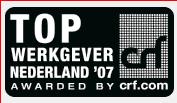 Top Werkgever van CRF