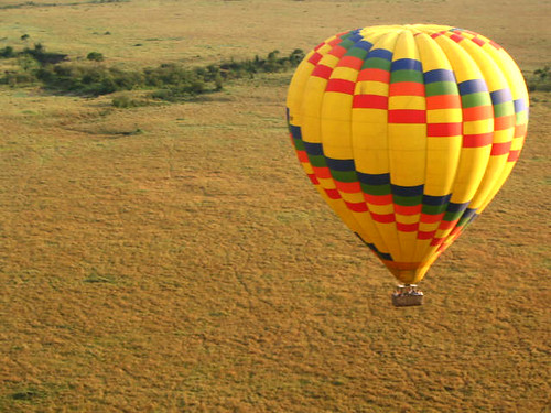 Balloon Safari Masai Mara