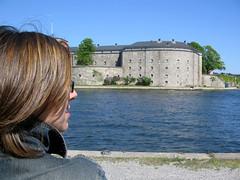 La fortezza di Vaxholm (harvest breeding) Tags: vaxholm