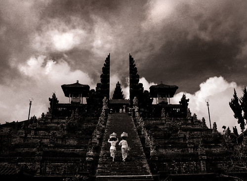 To the temple and beyond