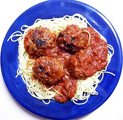 1444733137 ae034781e4 m Meatballs in Tomato Sauce recipe