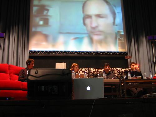 The floating head of Tim Berners-Lee