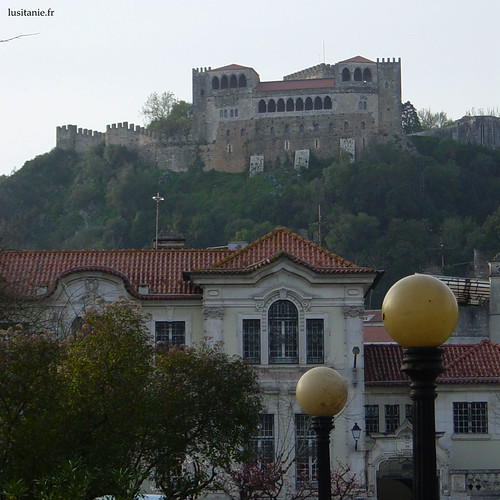 O Castelo de Leiria