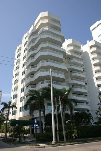 Edificio Casablanca - my comfy home in Cartagena, Colombia.