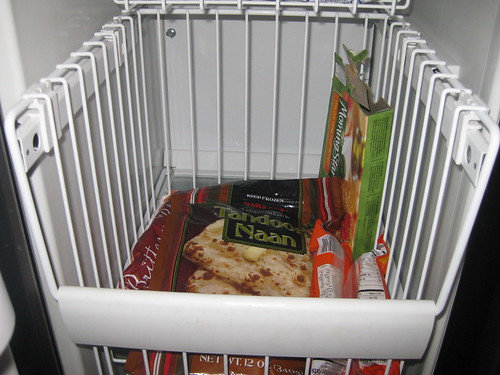 freezer basket