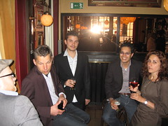 Een borrel vooraf (d-Tail Company) Tags: dutch media power award social dia company interactive pon intranet relate dtail episerver
