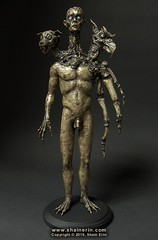 Bune (Shain Erin) Tags: original sculpture mixedmedia ooak surrealism fineart hell surreal demon occult darka
