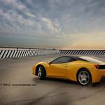 Ferrari 458 Italia | Drifting