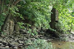 Byrnes Mill Ruins