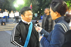 Interview with the President of Tibetan Youth ...