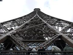 """Eiffel Tower"" (Yortw) Tags: paris france lumix europe eiffeltower panasonic 2010 dmcg10 flupr:author=yortw"