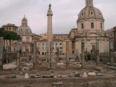 History lives in this old city (aPiCapTURE) Tags: old city rome history ruins pretty live pillar tuesday impressive trajanscolumn