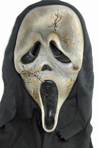 Scary Mask 02