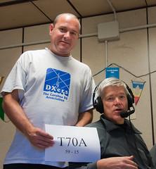 Tony EA5RM & Fabrizio IN3ZNR by iz4aks