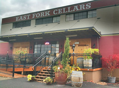 East Fork Cellars in Ridgefield WA