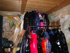 IMGP0413 (Karhu1) Tags: downjacket skijacke lackjacke daunenjacke steppjacke
