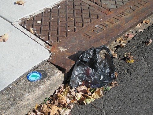 Tague Ave drain