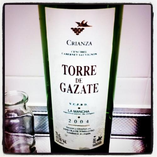 Wine: Torre De Gazate