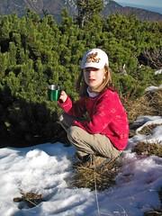 Hlajenje vroega aja / Cooling the tea (Damijan P.) Tags: autumn mountain alps hiking slovenia gore slovenija alpe jesen karavanke hribi kamnikosavinjskealpe kamniksavinjaalps prosenak svduh oleva obelkamen govca