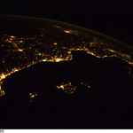 Mediterranean Riviera (NASA, International Space Station Science, 11/04/10)