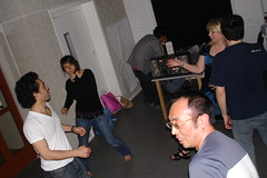 Party animal Yoshi (yabbasha) Tags: party 141