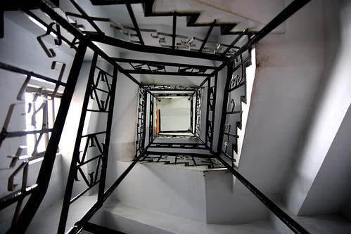 Anping Fort Stairwell