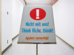 Against censorship ! (gori-jp) Tags: fck protest censorship critique disapproval criticize rebuke sensure censr 24hoursofflickr thinkflickrthink againstcensorshipatflickr