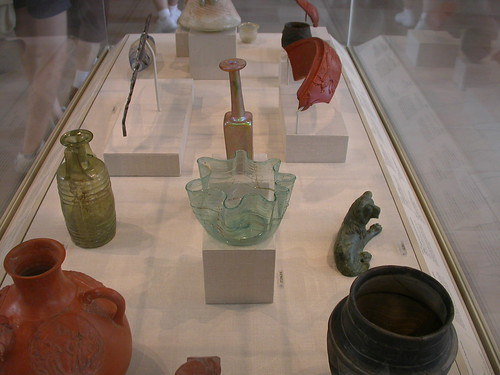 Roman glass, amazing!