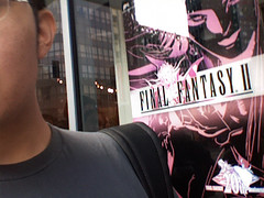 Final Fantasy II Poster