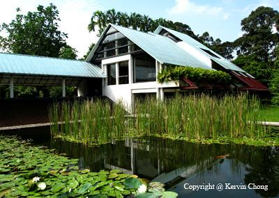Rimbun-House