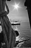 Particolari di mare (alessandra mogorovich) Tags: stella sea reflections star boat barca mare top rope balckandwhite riflessi cima thesun corda paticolari anawesomeshot flickrdiamond theperfectphotographer